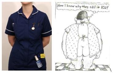 Hospital outfits
