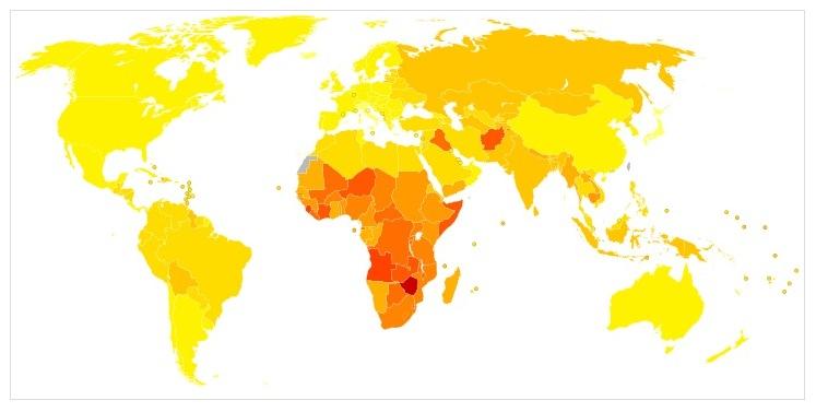 Dementia map
