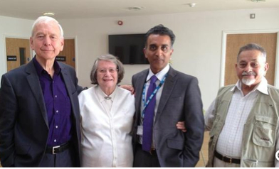 John Humphreys and people with dementia