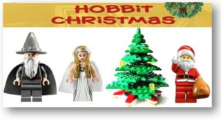 Hobbit Christmas 2