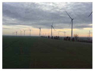 WM Wind turbines
